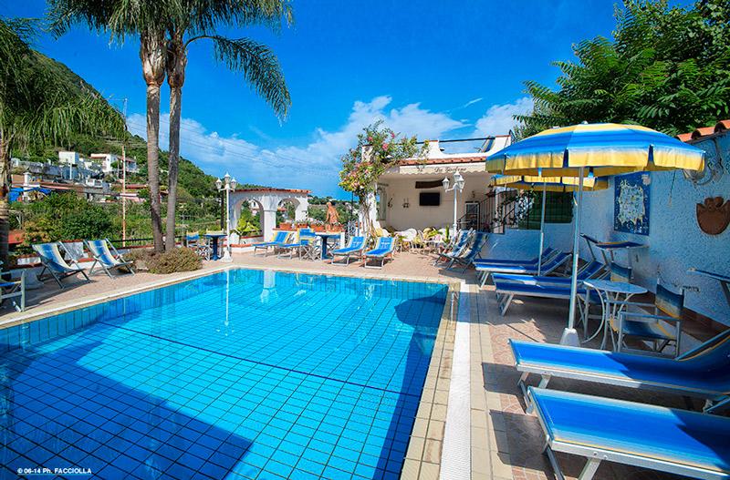 Ischia Casamicciola offerte hotel Magnolia 3*